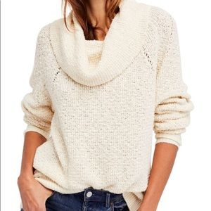 Free people By Your Side sweater